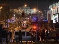 Bombový útok v Istanbule: VIDEO Explózia pri plnom štadióne, najmenej 13 mŕtvych! thumbnail