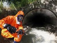 Odber vzoriek z odpadových vôd