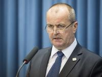 Minister obrany Peter Gajdoš (nominant SNS)
