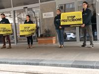 Aktivisti chcú zachrániť včely.