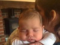 FOTO To, čo mamička objavila v novej plienke pre dcérku, jej vyrazilo dych thumbnail