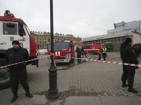 Útok v petrohradskom metre si vyžiadal už 15 obetí.