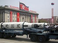 Balistická strela Severnej Kórey