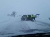 Hromadná nehoda pod Tatrami