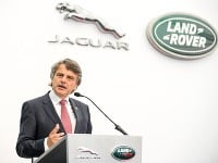 Generálny riaditeľ Jaguar Land Rover Ralf Speth