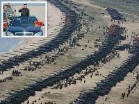 Severná Kórea spustila masívne cvičenia.