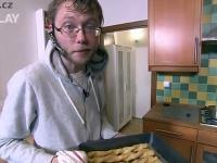 Karel v kuchyni nachytal nielen divákov, ale hlavne televízny štáb.