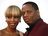 Mary J. Blige s manželom