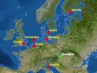 Európa by sa ocitla pod vodou.