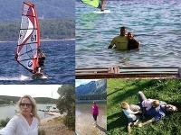 Slovenskí politici na dovolenkách