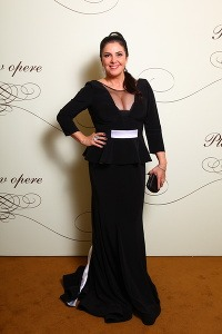 Kráľovná Plesu v opere