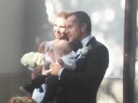 Slavo Jurko mal cez víkend svadbu.