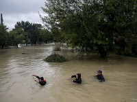 Katastrofa v Houstone