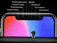 Najnovší iPhone X