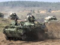 Dnes začína veľké vojenské cvičenie Západ 2017.