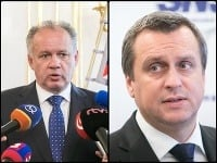 Andrej Kiska a Andrej Danko takisto čelia obvineniam