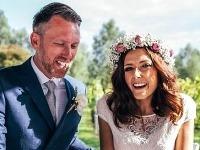 Will Arnold a jeho krásna novomanželka