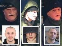 Gang maskovaných lupičov tvoril Anton, Jaroslav a Jozef. Jozef a Jaroslav čelia aj obvineniam v prípade vraždy Ernesta Valka.