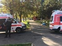 Tragédia v Bratislave
