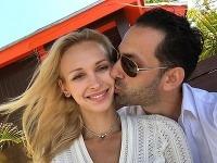 Kristina a Guy v časoch zamilovanosti