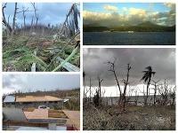 Hurikán po sebe zanechal obrovskú spúšť.