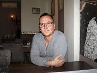 Na snímke kandidát na predsedu Trenčianskeho samosprávneho kraja (TSK) Igor Valko