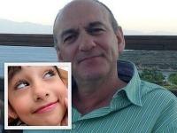 Nebohé dievčatko a otec