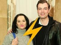 Herečka Hana Gregorová s expartnerom Ondřejom Koptíkom.