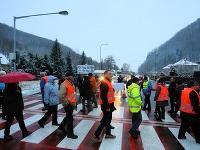 Blokáda v Banskej Bystrici