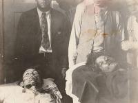 Mŕtve telá Bonnie a Clydea