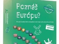 Kniha Poznáš Európu