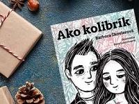 Kniha Ako kolibrík