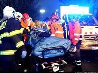 Tragická nehoda pri Prahe
