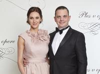 Dano Dangl s manželkou Beátou