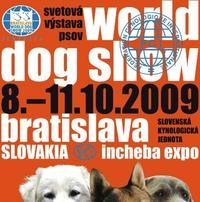 Svetová výstava psov v Bratislave