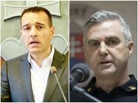 Tomáš Drucker mal do konca týždňa oznámiť, čo bude s policajným prezidentom Tiborom Gašparom.