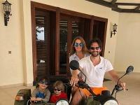 Robert Kaliňák si užíva dovolenku s rodinou.