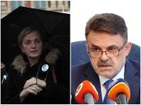 Zlatica Kušnírová a Jaromír Čižnár.