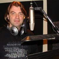 Braňo Mojsej v nahrávacom štúdiu.