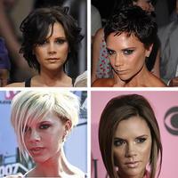 Victoria Beckham s novým účesom: Takto rokmi menila strih a farbu!