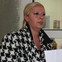 Nora Mojsejová podala včera žiadosť o rozvod.