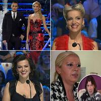 Celebrity, ktoré v roku 2009 perlili.