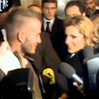 Sexuálne napadnutý David Beckham