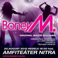 Boney-M sa na konci augusta predstavia slovenskému publiku