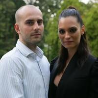 Veronika Husárová s priateľom Jurajom.