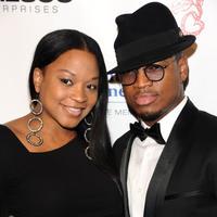 Ne-Yo s manželkou Monyettou Shaw