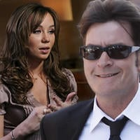 Capri Anderson a Charlie Sheen