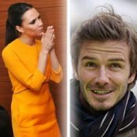 Victoria a David Beckhamovci