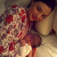 Miranda Kerr so synom Flynnom