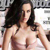 Katy Perry je na obálke magazínu opäť hriešne sexi